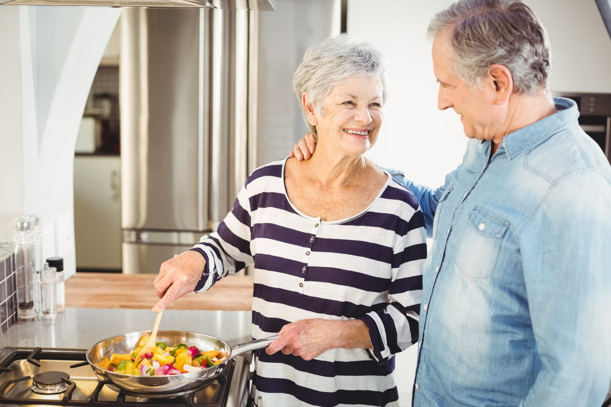Lifestyle changes to reduce reliance on medication