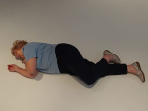 Basic First Aid - the Recovery Position