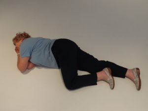 The Recovery Position: 8 Simple Steps