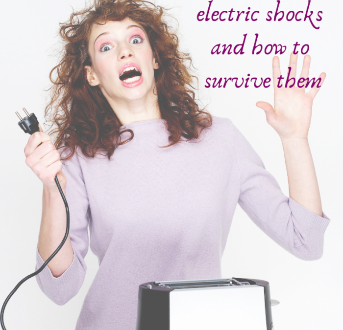 Electric shocks and how to help without putting yourself in danger