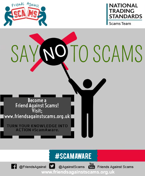 Friends Against Scams: new website