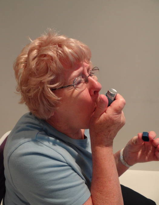 Asthma & Older People