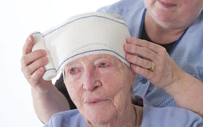 Importance of first aid when caring for the elderly